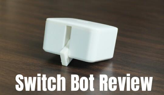 スイッチボットハブミニが便利すぎる【口コミと評判】安価なスマート家電をレビュー