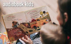 オーディオブック子供向け絵本と英語本おすすめ10選【無料Audible】読み聞かせアプリ